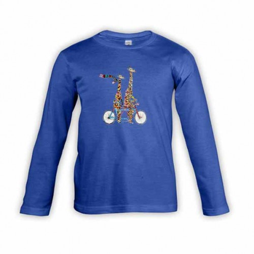 GIRAFFE & BICYCLE VINTAGE_KIDS-11415_royal_blue_A
