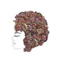AFRO GIRL design