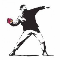 ANGRY BANKSY design