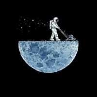 ASTRONAUT CLEANING design