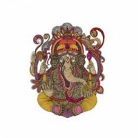 ELEPHANT INDIA design