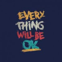 EVERYTHING WILL BE OK design