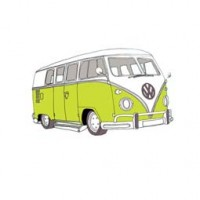 VW CAMPER design
