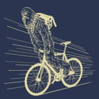CHEWBACCA BICYCLING